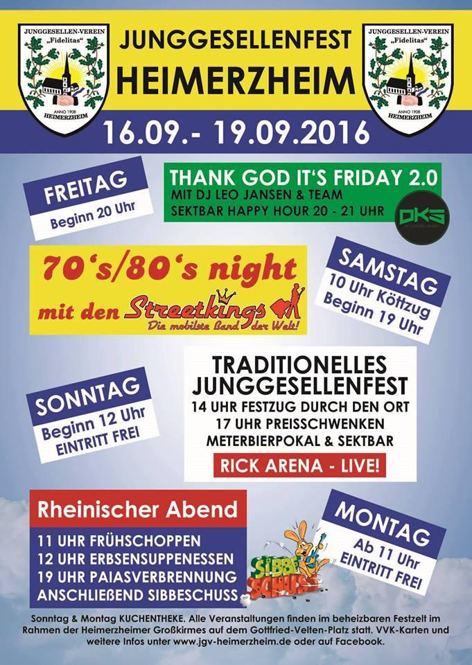 JGV-Fest 2016
